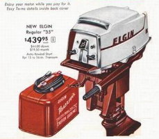 Boat elgin motor outboard sears all boats for Us electric motor serial number lookup